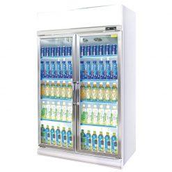 聯品高溫鋁合金雙門展示櫃 LG4‑990LF‑2